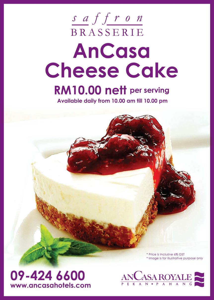 Cake Of The Month For December - AnCasa Cheese Cake.jpg