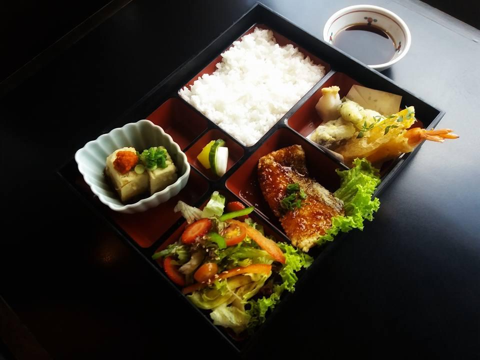 Review set bento di sango japanese restaurant i am what i am for Am asian cuisine